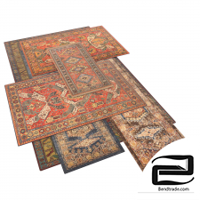 Collection of Armenian carpets