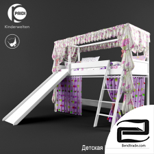 PAIDI SOPHIA play bed