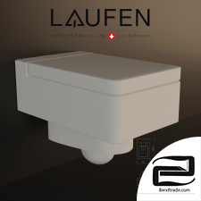 Toilet Laufen Living Collection