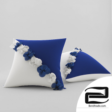 pillow 3D Model id 17017
