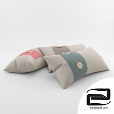 pillow 3D Model id 16911