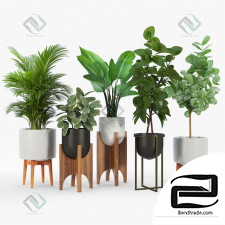 Arches Standing Planters Standing planters