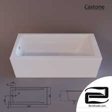 Castone Hope Bath