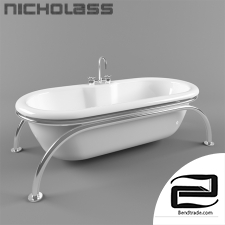 Bathtub 3D Model id 17090