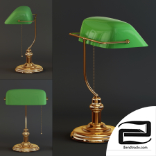 Table lamp 3D Model id 17726