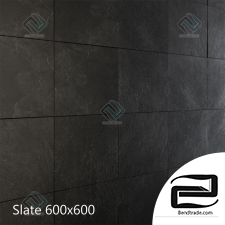 Material Stone Material Stone Slate tile