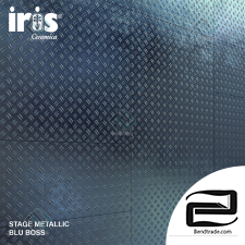 Materials Tiles, tiles Materials Tiles, tiles Iris Ceramica Stage Blue Boss