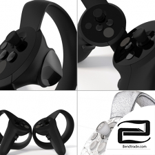Oculus Motion controller
