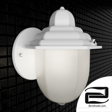 Lamp (sconce) for Turkish bath TYLO