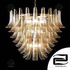 Thesofa&chaircompany PORTICA GOLD chandelier