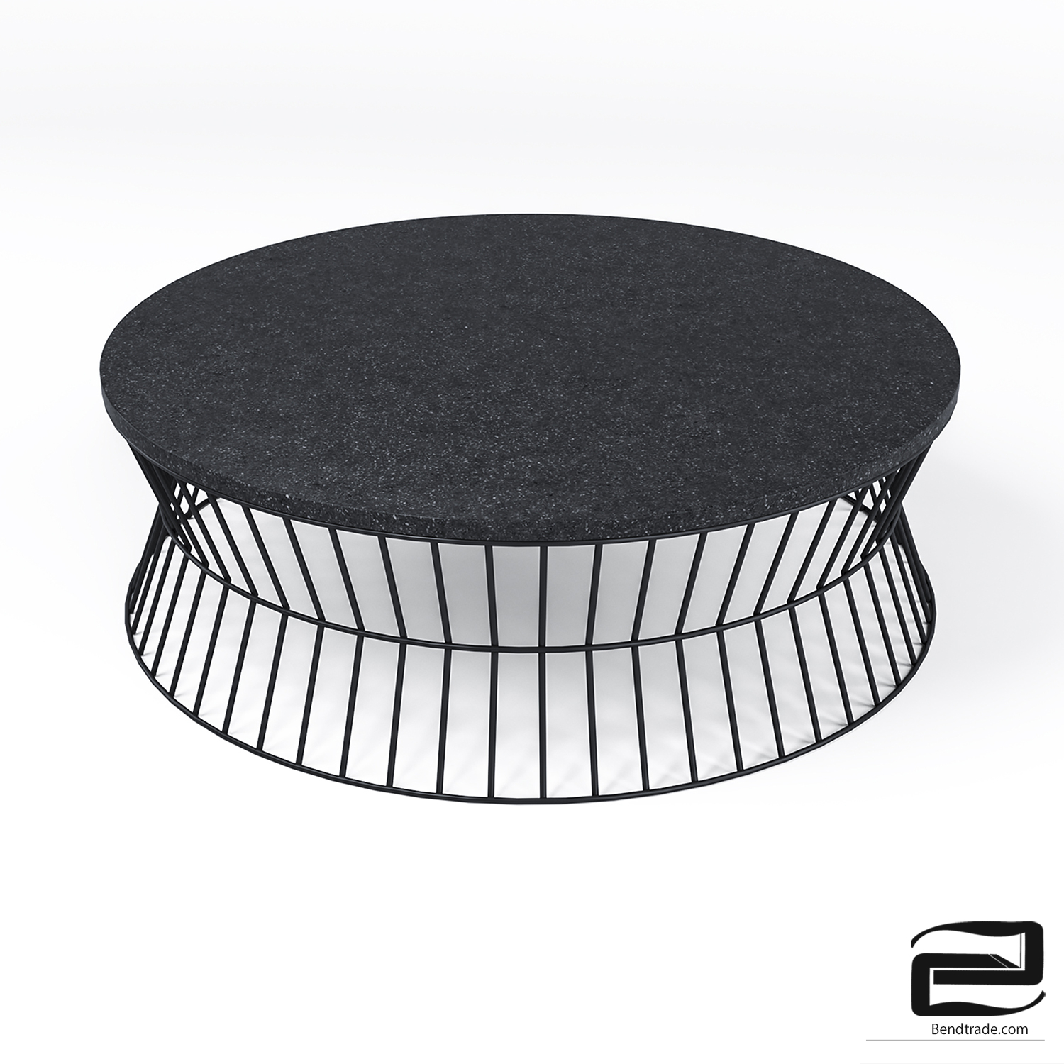 COFFEE TABLE 3D Model id 452