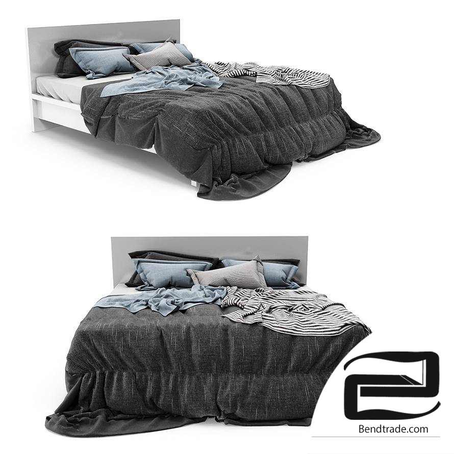 Maxbrute bed