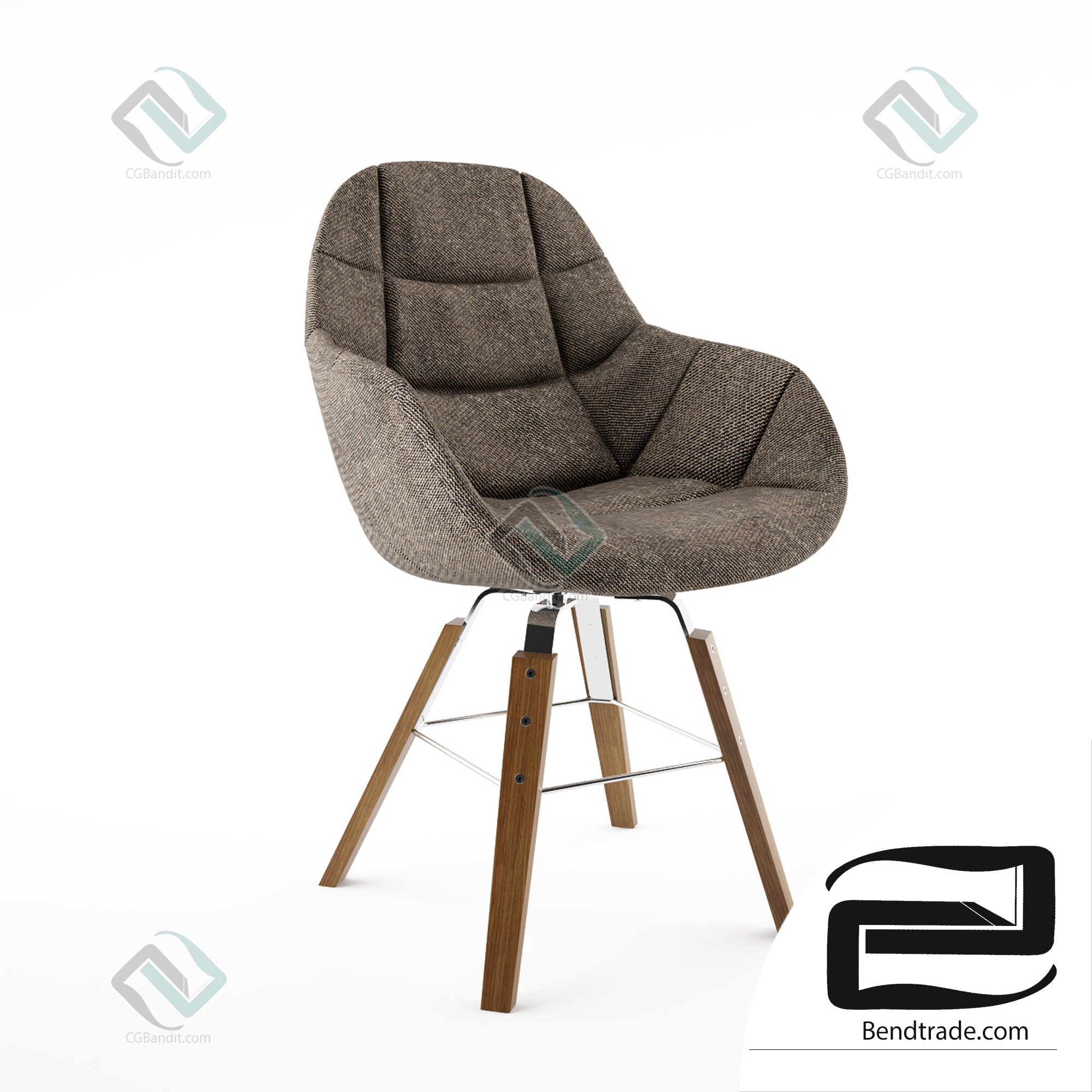 eva 2266r chair by zanotta